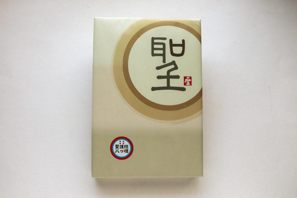 聖護院八ッ橋総本店「聖(ニッキ)」