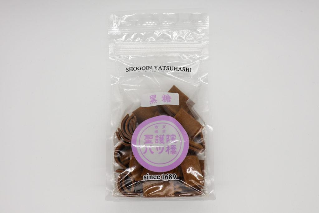 聖護院八ッ橋(黒糖)小袋