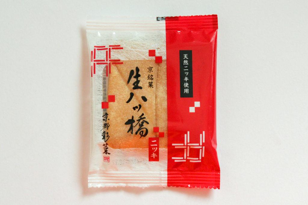 宇治彩菜 生八ッ橋(ニッキ)
