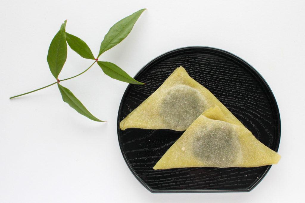 舞扇(抹茶)