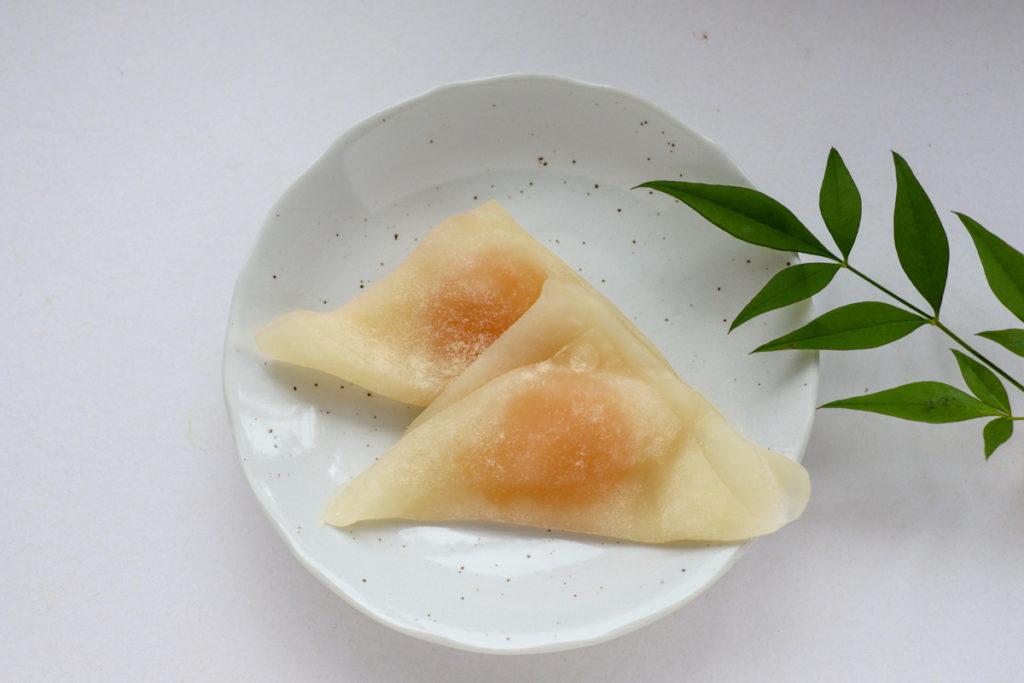 夏生八ッ橋「オレンジ」