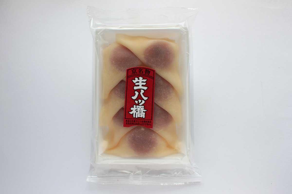 京栄堂「小町花伝(いちご)」は優しいいちごがおいしい上品な生八ッ橋