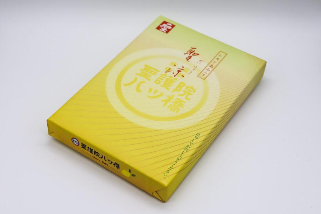 聖涼(レモン)のパッケージ