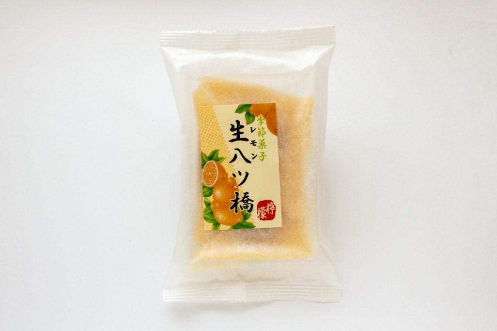 宇治彩菜 生八ッ橋(レモン)