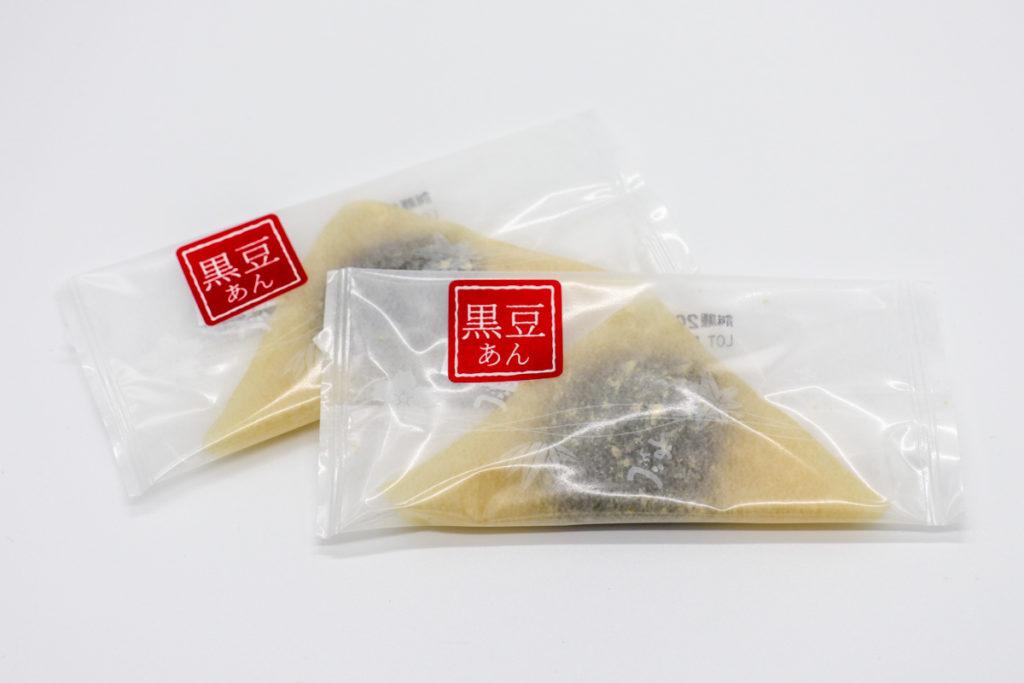 四季のおたべ(黒豆)