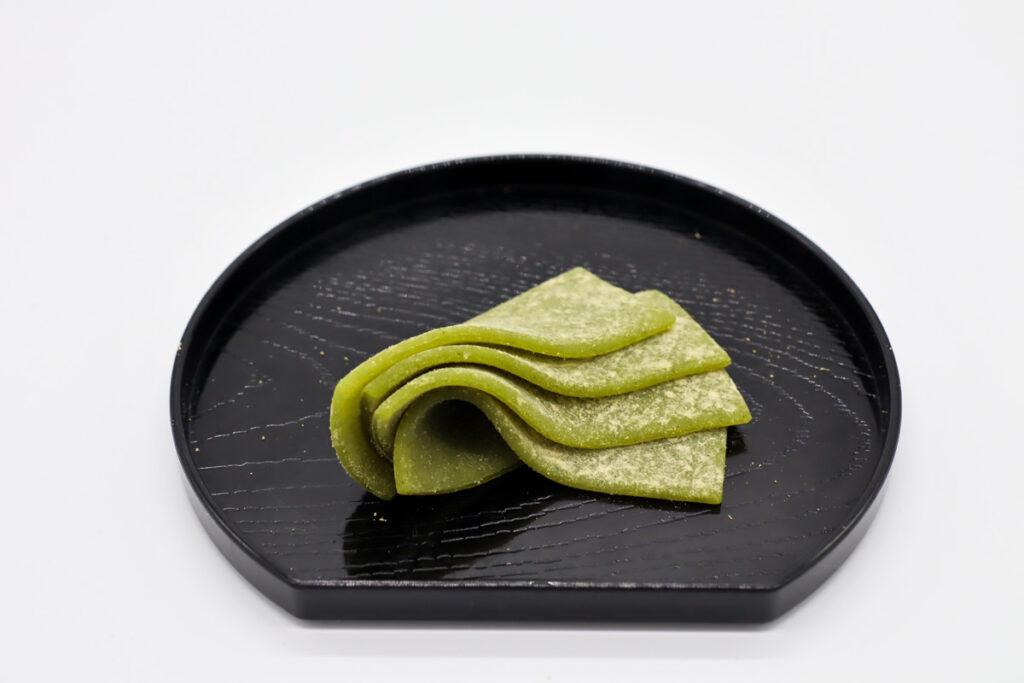 生八ッ橋(抹茶)