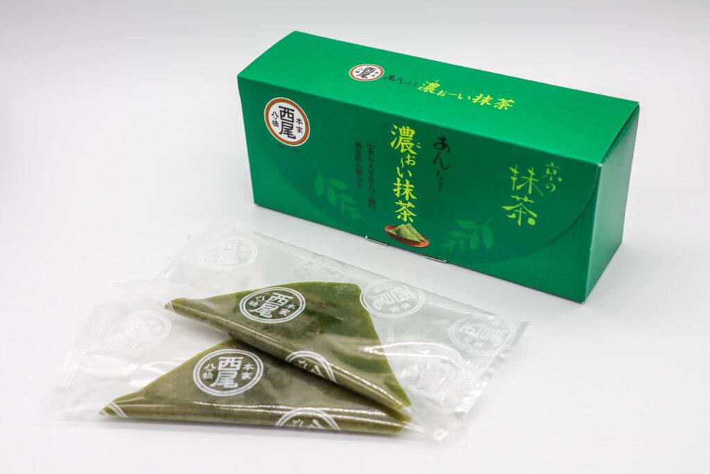 あんなま(濃ぉ~い抹茶)は個包装